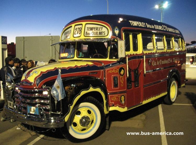 1951 Chevrolet - La Favorita - 25 de Mayo