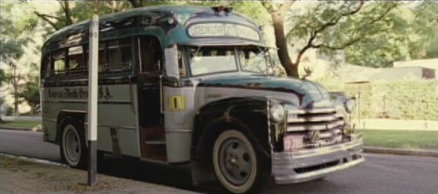 1951 Chevrolet 'Sapo' Carrocería La Favorita