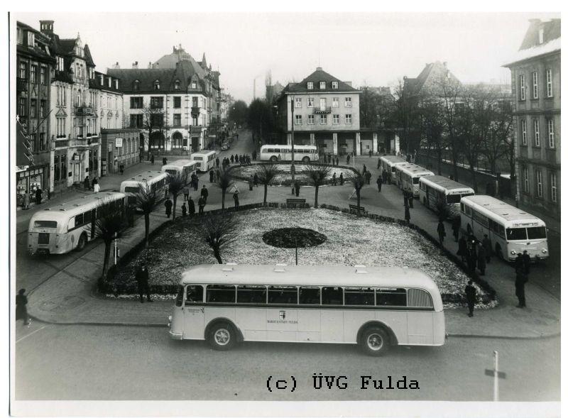 1951 Krauss-Maffei O160