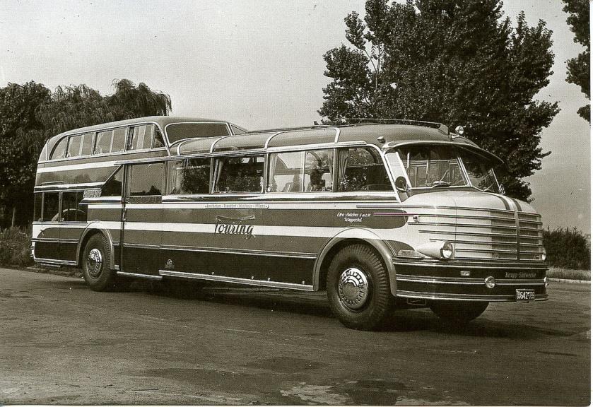 1951 Krupp Sudwerke SWO 480