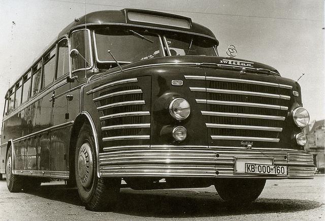 1951 Krupp Sudwerke SWO 80 Titan