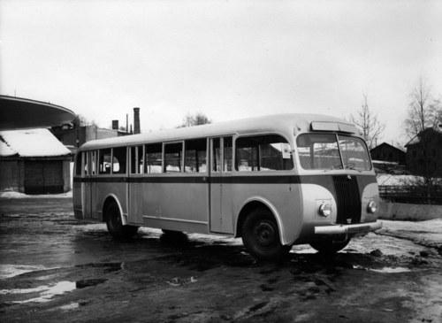 1951 Scania Vabis