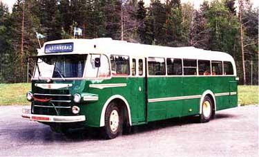 1952 Hägglund & Söner Scania Vabis B62