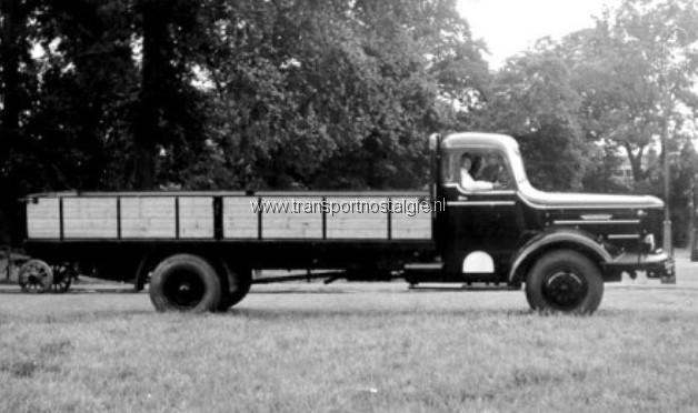 1952 Kromhout 2 Hempenius Sneek
