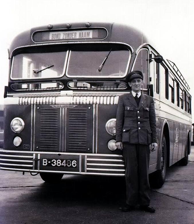 1952 Kromhout B-38486