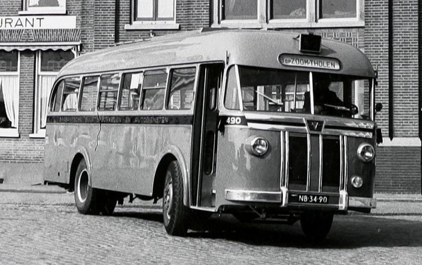 1952 Kromhout carr. De Schelde NB-34-90