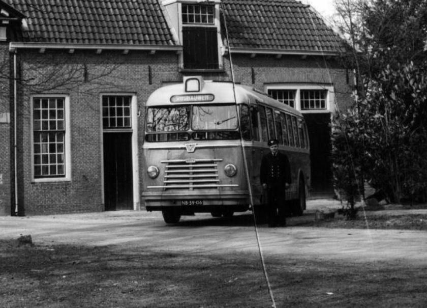 1952 Kromhout carr. Verheul NB-39-06
