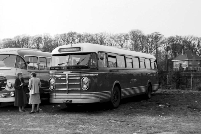 1952 Kromhout-Hainje NTM 3002
