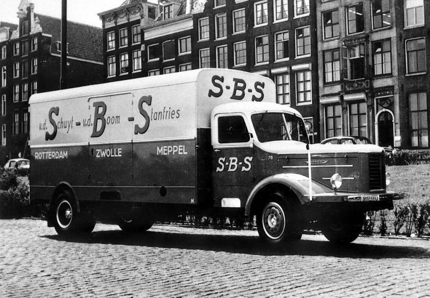 1952 Kromhout sbs