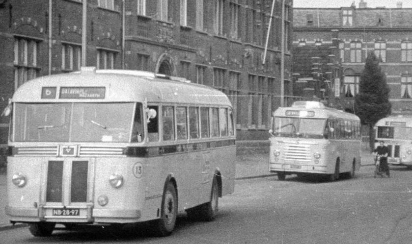 1952 Kromhout TB 4-2 carr. Verheul NB-28-97