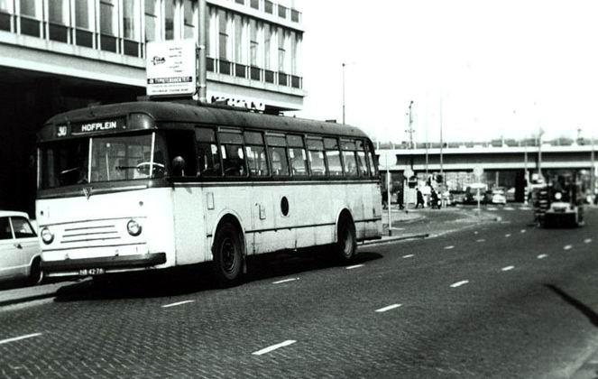 1952 Kromhout TB-50 - Verheul
