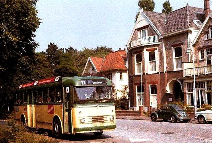 1952 Kromhout TBZ-100 - Verheul 303