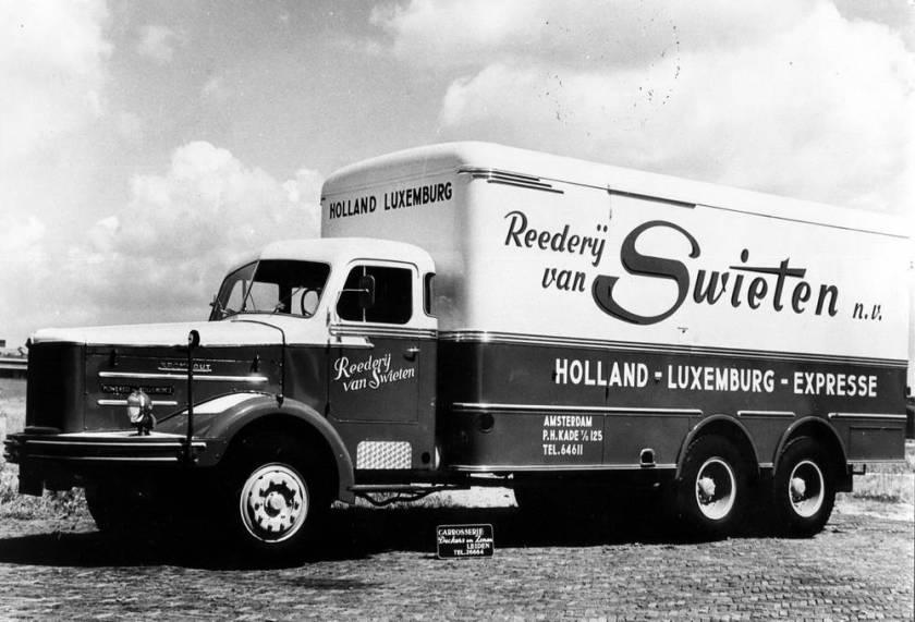 1952 Kromhout van Swieten