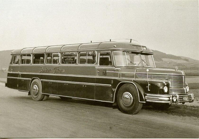 1952 Krupp Sudwerke SW080 Titan