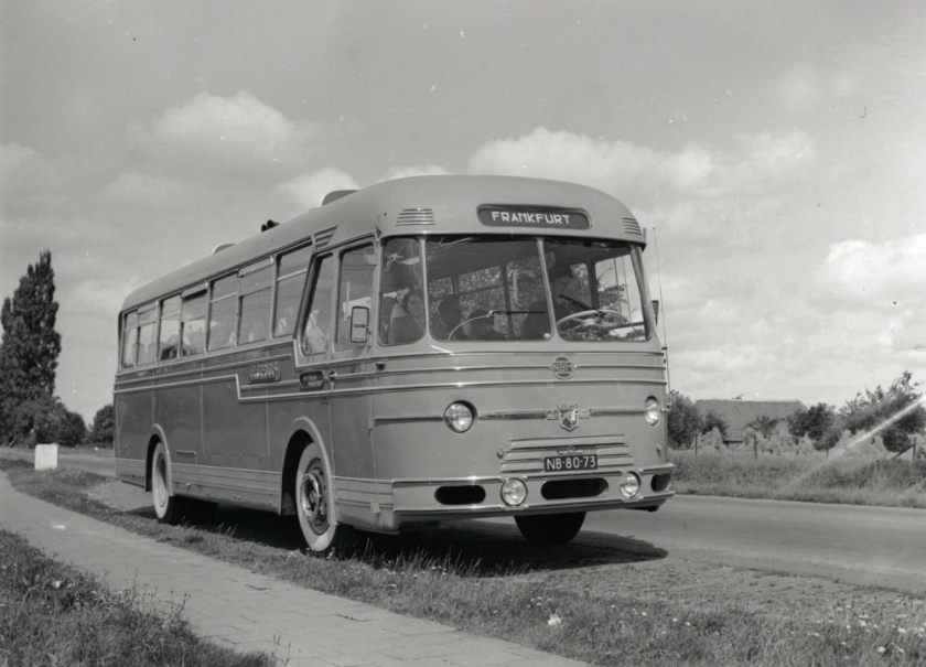 1952 Leyland Tiger NB-80-73