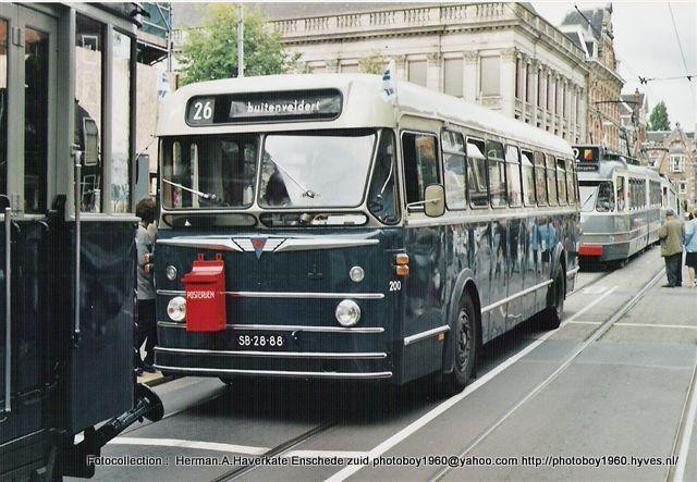 1952 Leyland Verheul GVB Amsterdam