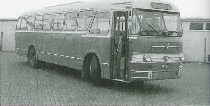 1952 Leyland- Verheul