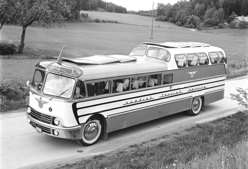 1952 SCANIA-VABIS B 83