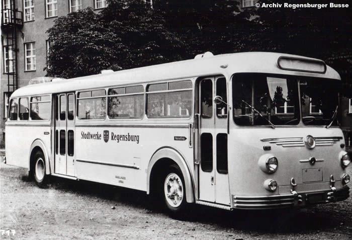 1953 Krauss-Maffei KMO 160