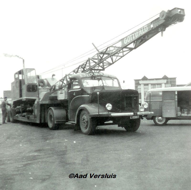 1953 kromhout 4-a