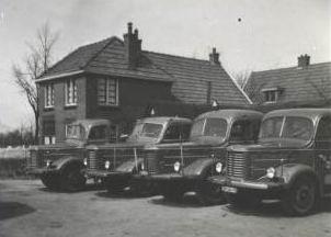 1953 KROMHOUT 4X