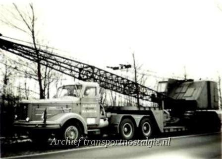 1953 Kromhout Siebeling