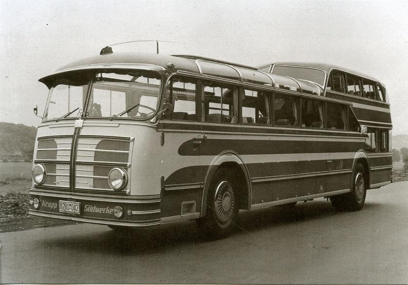 1953 Krupp Sudwerke SW0 480 k
