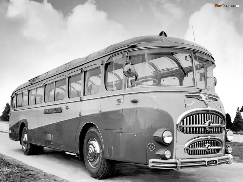 1953 Lancia Esatau P Bianchi 1953