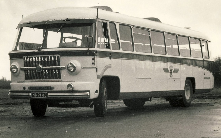 1953 Scania-Vabis carr. Jongerius NB-94-88