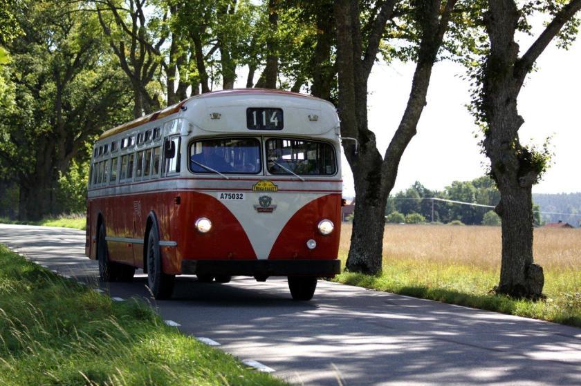 1953 Scania Vabis L71 42 Vv4 Motoburg
