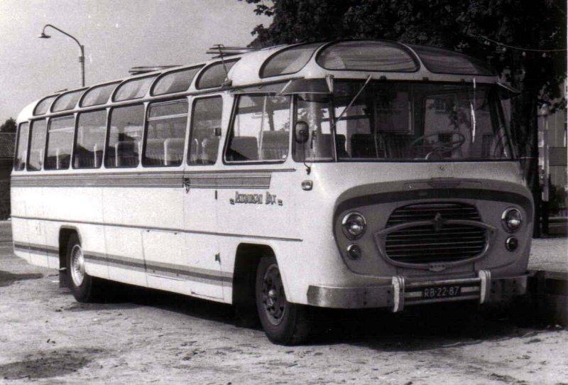1954-59 bax 6 könig daf