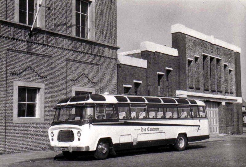 1954-59 Brouwer 7 König Daf