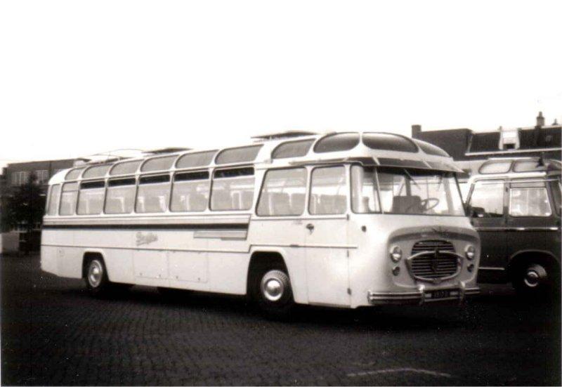 1954-59 Bruyns 22 Scania Vabis König