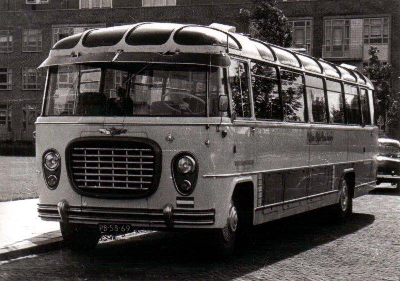 1954-59 Dijk  W-van 17 König-Daf