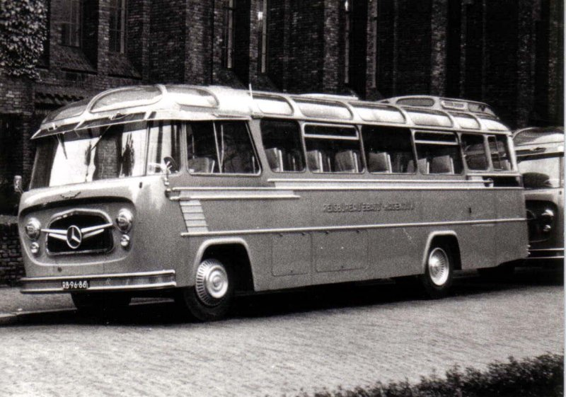 1954-59 Ebato 25 König-Mercedes