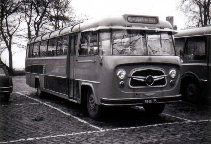 1954-59 Egberts 14 König DAF