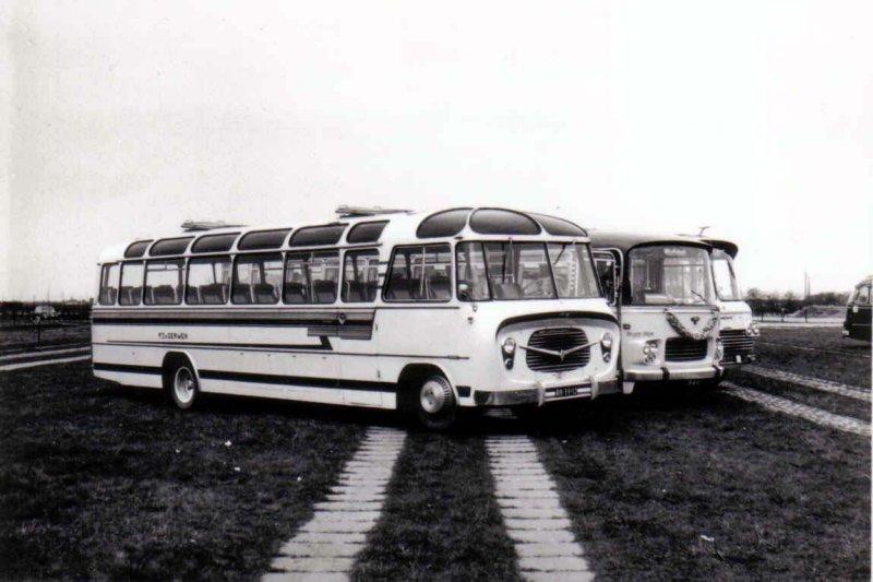 1954-59 Gerwen van 24 König Daf