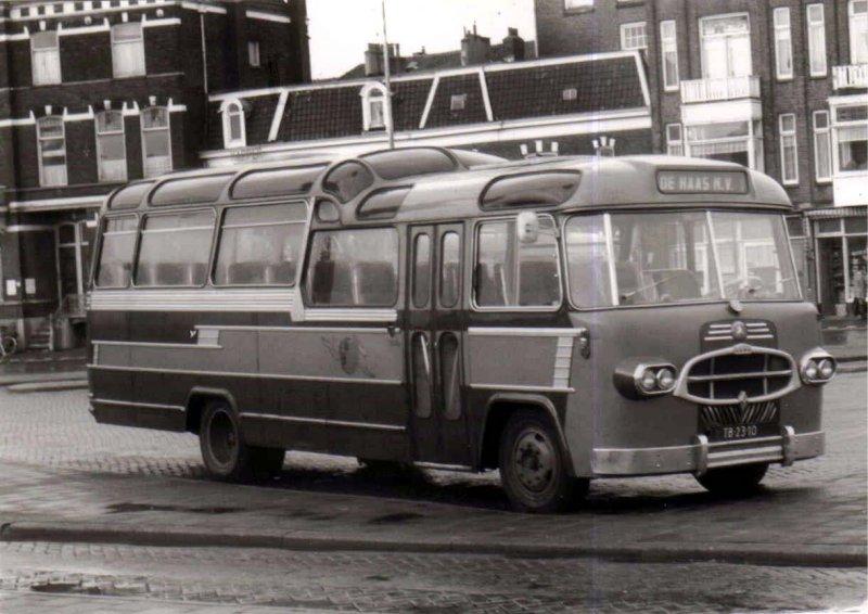 1954-59 Haas de 50 Mercedes Benz König