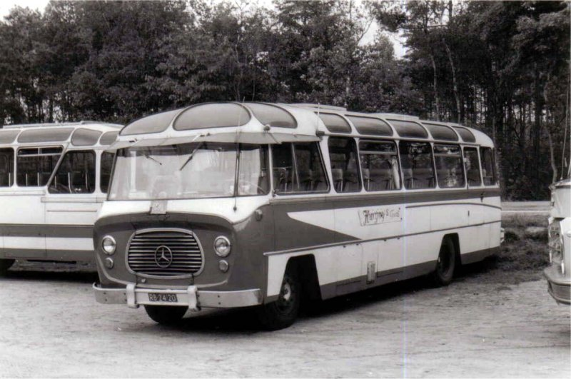 1954-59 Huizing 15 König-Mercedes Benz