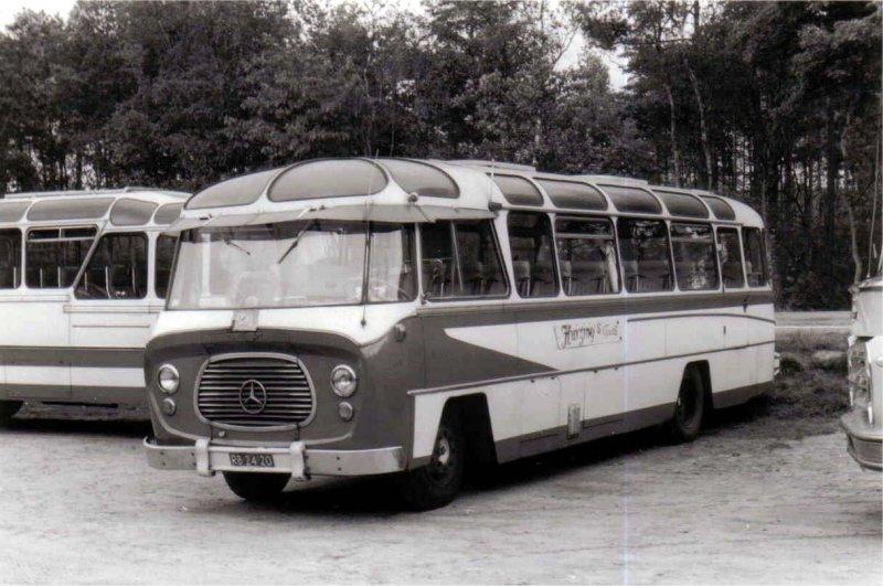 1954-59 Huizing 15 König-Mercedes Benz