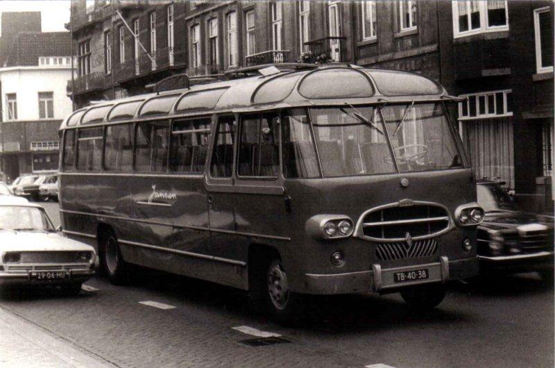 1954-59 Jansen 17 König-Daf