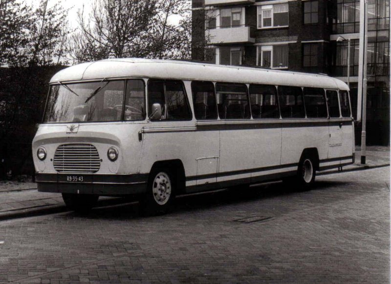 1954-59 Jong de 77 König-Daf