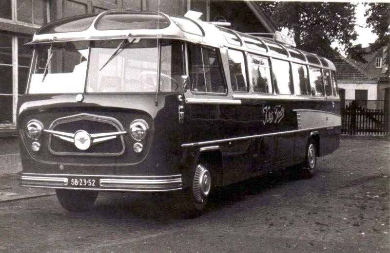 1954-59 Kras 18 König-Daf