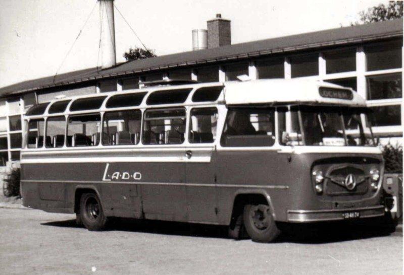 1954-59 Lado 17 König-Mercedes Benz