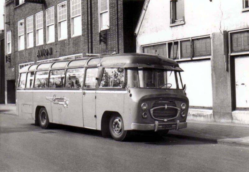 1954-59 Lammertink 8 1 König