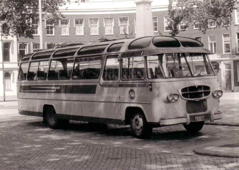 1954-59 Merkus 119 König-Mercedes Benz