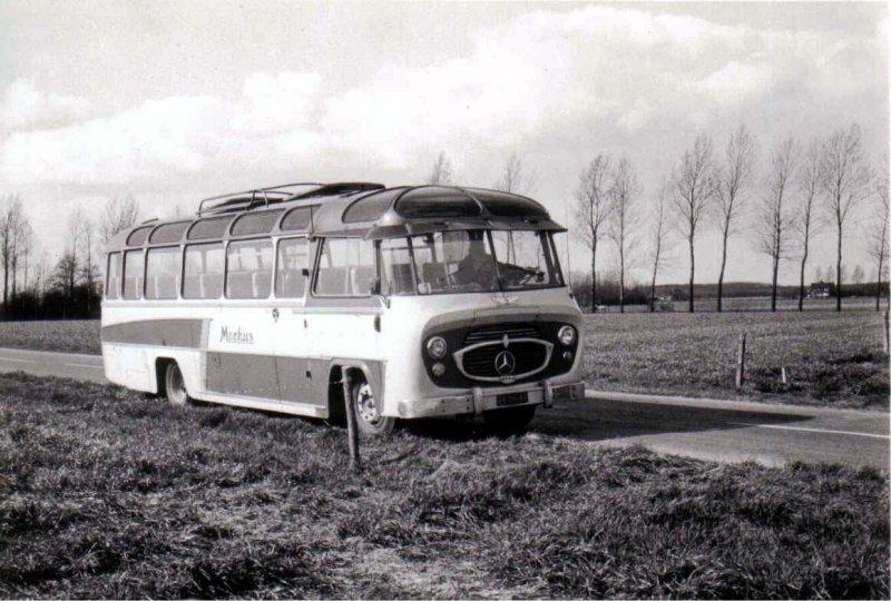 1954-59 Merkus 70 König-Mercedes Benz