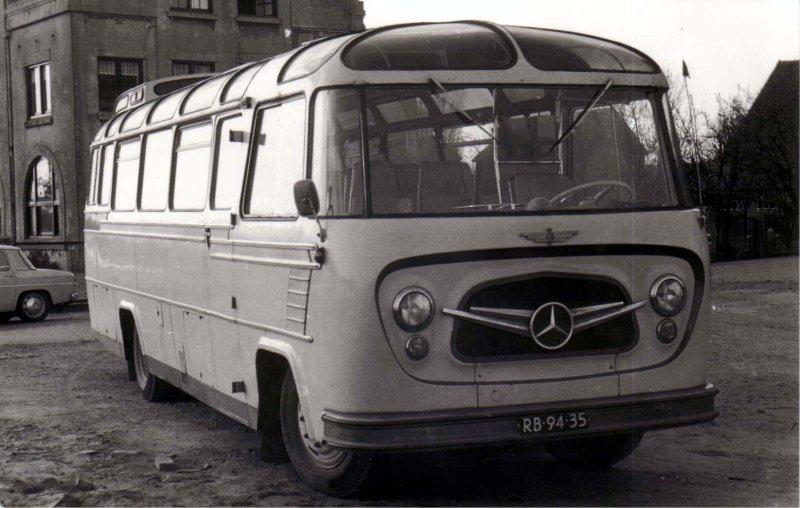 1954-59 Merkus 81 König-Mercedes Benz