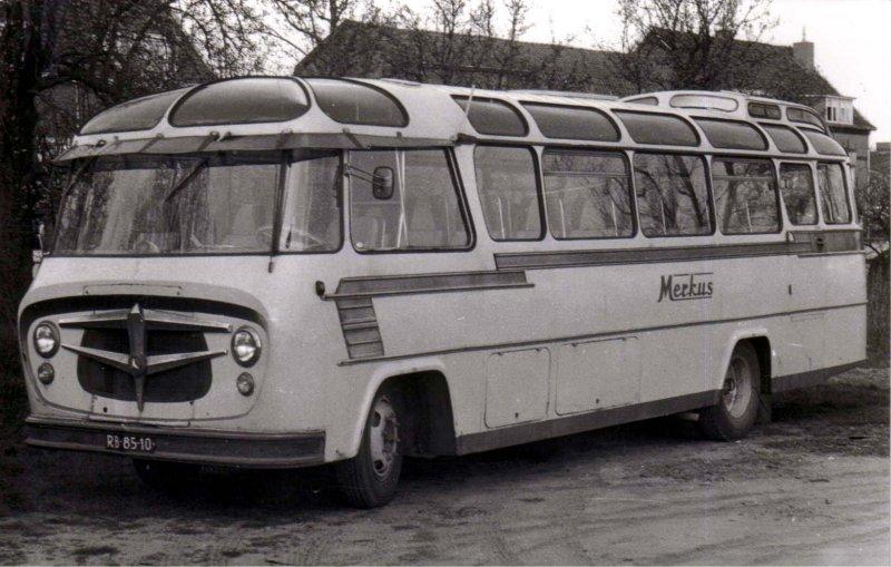 1954-59 Merkus 84 König-Mercedes Benz