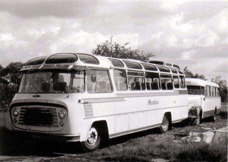 1954-59 Merkus 85 König-Mercedes